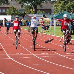 Einrad-Cup-Münsterland in Oelde