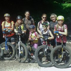 Downhill-Training am Teisenberg